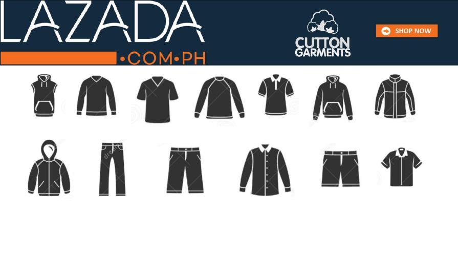Cutton Garments Online store